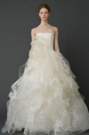 Tulle Wedding Dresses &amp Gowns  Michigan Chicago Indiana  Le ...