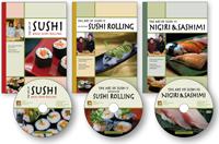 Sushi DVDs