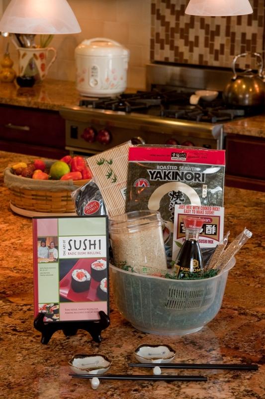 Basic Sushi Kit