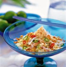 Burmese Cabbage Salad New Asian Cuisine