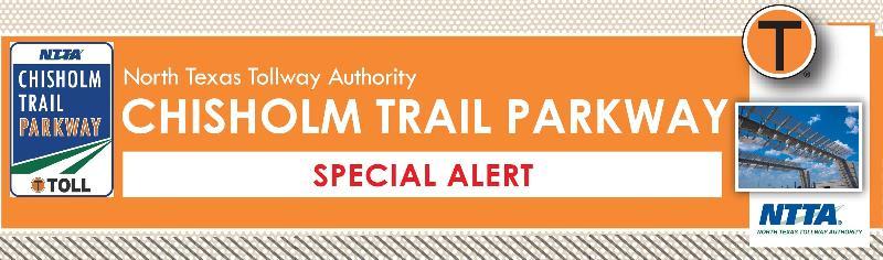 CTP Special Alert Banner
