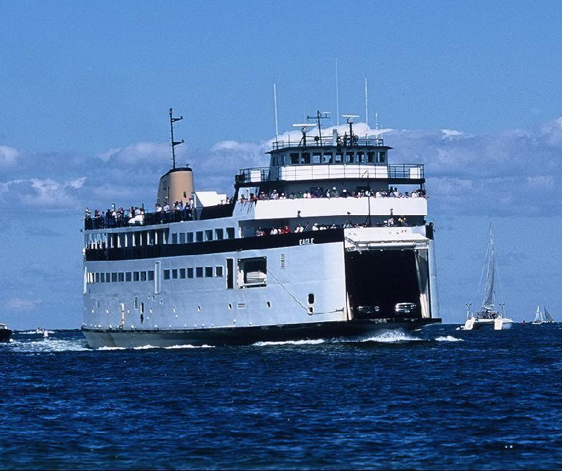 SSA Ferry