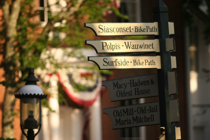 Main Street Signs