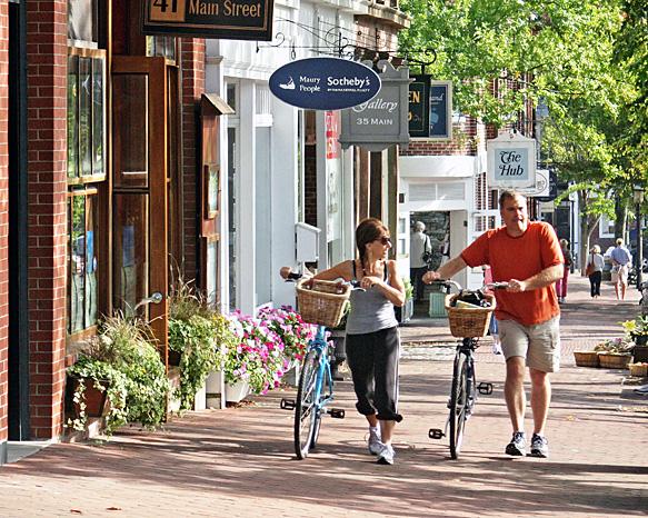 Main Street Walk