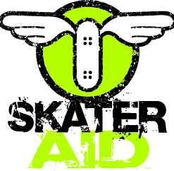 SkaterAid 2010 Logo