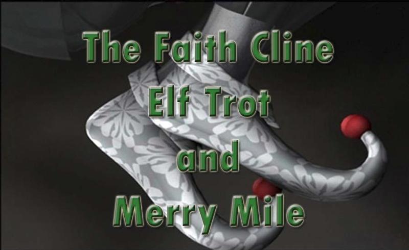 Faith Cline Elf Trot