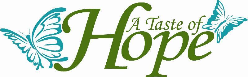 A Taste of Hope - Logo