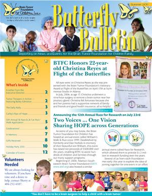 Butterfly Bulletin