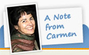 A Note from Carmen