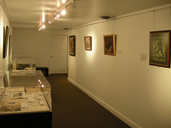 Amistad Exhibition Gallery