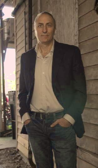 Joe K. Portrait