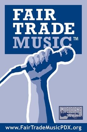 Fair Trade Music Logo