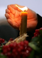 Holodomor Candle 2011-PR