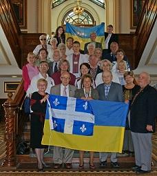 Ukr Delegation in QC 2010 June 2