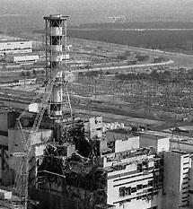 Chornobyl Reactor 1986