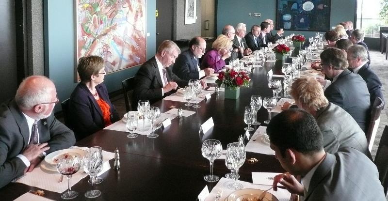 CUAC Meeting 2012