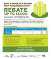 COOL SMART rebate