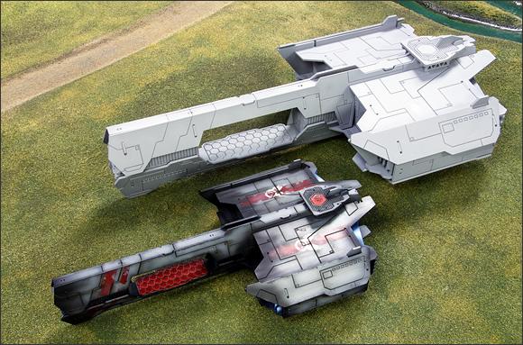 [SPARTAN GAMES] Décors modulables SF pour 28mm Skirmish… 392