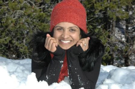 Gangotri in Snow