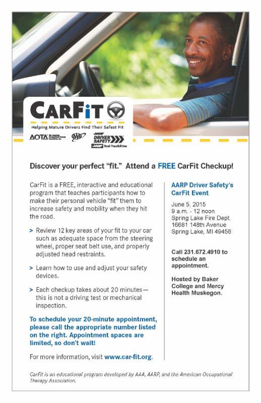 CarFit Flyer