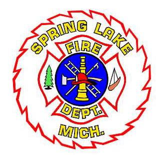 Spring Lake Fire Dept logo