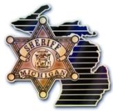 Michigan sherriff logo