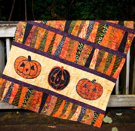 Spook Alley Quilt