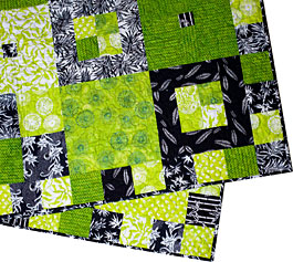 Green Space Quilt