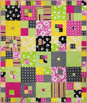 Hip Hip Hooray Quilt