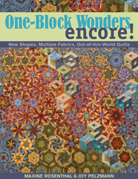 One Block Wonder Encore! (book)