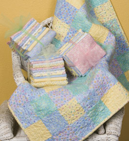 Oh So Soft Baby Quilt