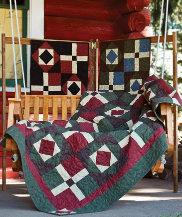 Trail Lodge Quilt
