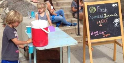 Asa's lemonade