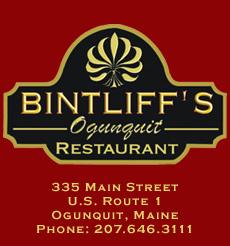 Bintliff's Restaurant