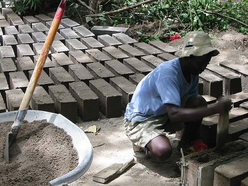 block making africa