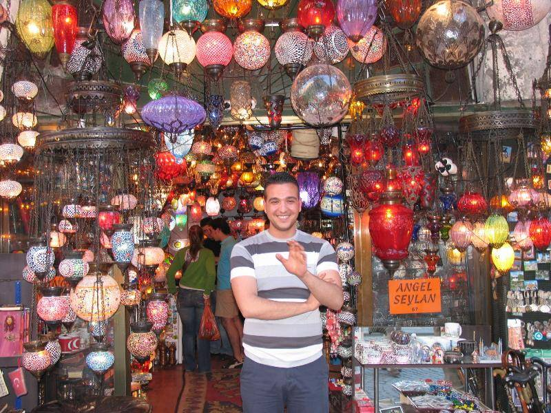 Turkish Market - Lamps