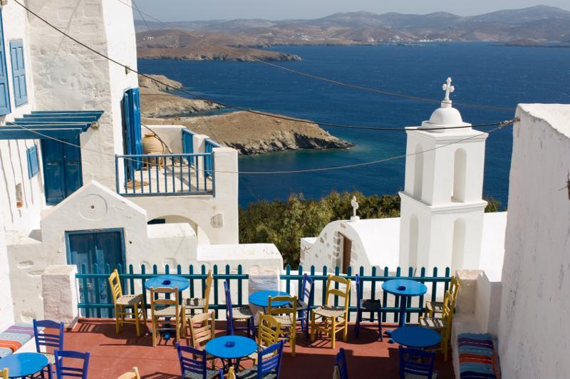 GREECE - ASTYPALEA ISLAND VISTA