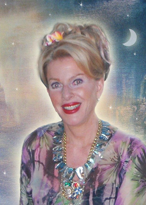 Elizabeth moon portrait