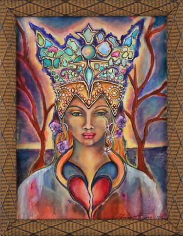 queen of her own heart