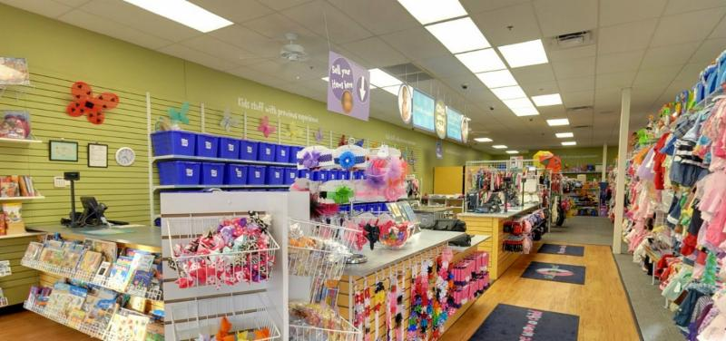 Once Upon A Child in West Mifflin is a family owned and operated children's resale store