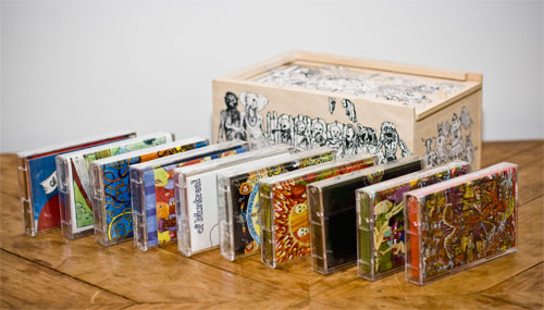 of Montreal Cassette Box Set
