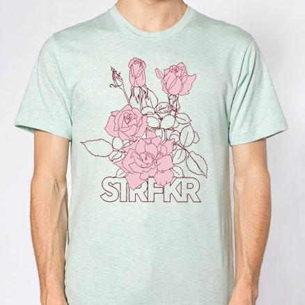 STRFKR - Roses T-Shirt