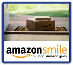 amazon smile box and logo