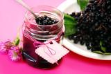 elder berry jam