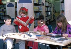 Children at BML