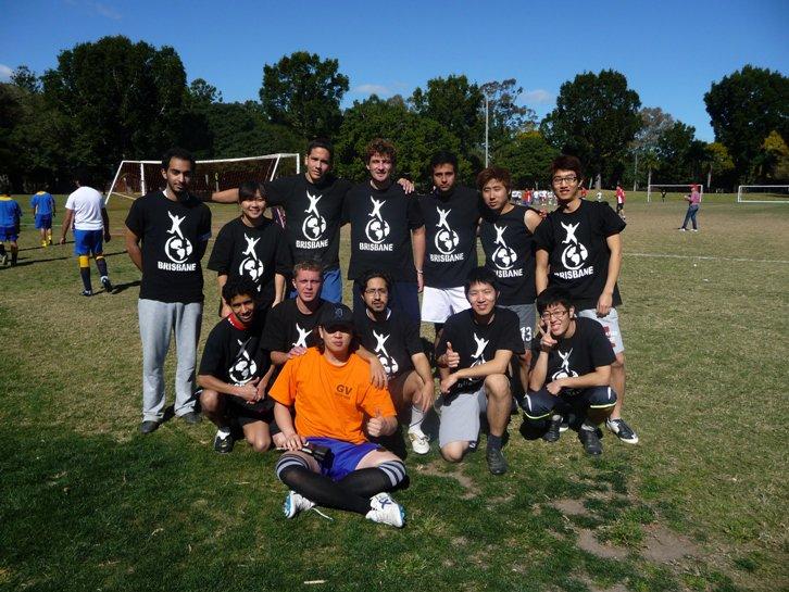 GV Soccer Team