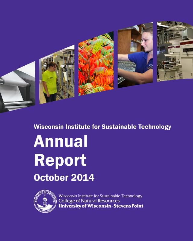 WIST Annual Report Cover Image
