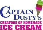 Captain Dusty Homemade Ice Cream