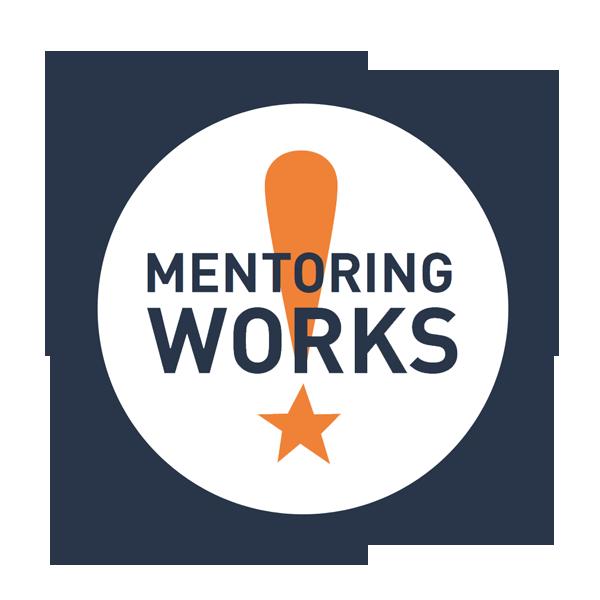 Mentoring Works Badge