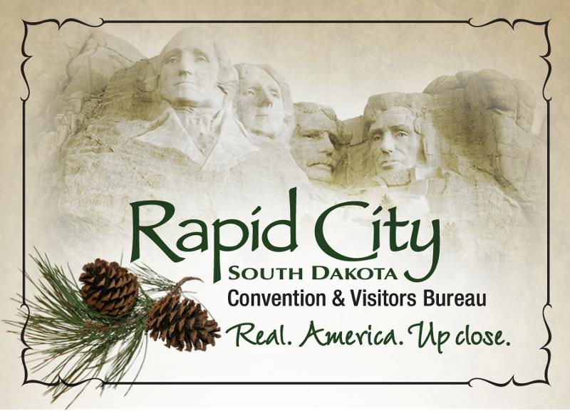 Mount Rushmore Rapid City CVB Logo